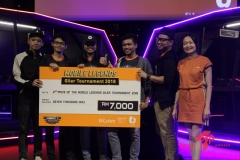 Mobile Legends Giler Tournament - 3.11.2018